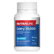 Nutra-Life Celery 10,000 60 Capsules