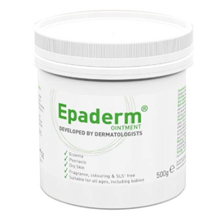 Epaderm Ointment 500g