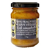 The Broth Sisters Stock Concentrate Asian Veggie with Turmeric 170g