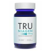 Tru Niagen Nicotinamide Riboside Chloride 300mg 30 Caps