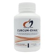 Designs for Health Curcum-Evail 60 Softgel Capsules