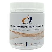 Designs for Health Tri-Mag Supreme Night 240g Powder