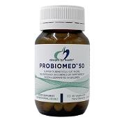 Designs for Health Probiomed 50 30 Vegetarian Capsules