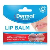 Dermal Therapy Lip Balm Ultra Moisturising 10g