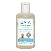 Gaia Natural Baby Hair & Body Wash 200ml