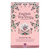 English Tea Shop Organic Wellness Tea Beautiful Me 20 Teabags
