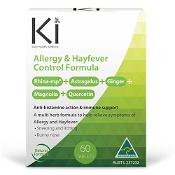 Ki Allergy & Hayfever 60 Tablets