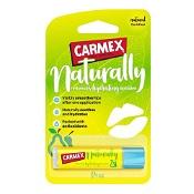 Carmex Naturally Hydrating Pear Lip Balm 1 Pack