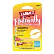 Carmex Naturally Hydrating Watermelon Lip Balm 1 Pack