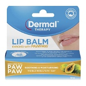 Dermal Therapy Lip Balm Enriched with Paw Paw 10g