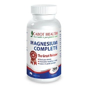 Cabot Health Magnesium Complete 200 Tablets