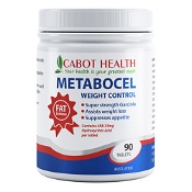 Cabot Health Metabocel Weight Control 90 Tablets