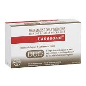 CANESORAL DUO ORAL CAP +CRM S3