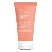 We Are Feel Good Inc. Baby Mineral Sunscreen SPF50+ 75g