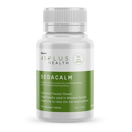 Bioplus Sedacalm 60 Tablets