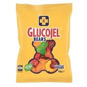 Gold Cross Glucojel Jelly Beans Bears 150g