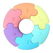 Jellystone Designs Baby Colour Wheel Pastel