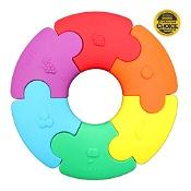 Jellystone Designs Baby Colour Wheel Rainbow