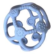 Jellystone Designs Baby Sensory Ball Soft Blue