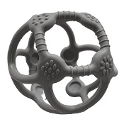 Jellystone Designs Baby Sensory Ball Soft Grey