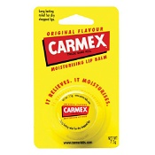 Carmex Lip Balm Original Moisturising Jar 7.5g