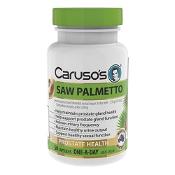 Carusos Saw Palmetto 50 Capsules