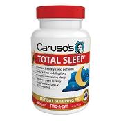 Carusos Total Sleep 60 Tablets