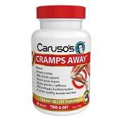 Carusos Cramps Away 60 Tablets