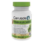 Carusos Tribulus 30000 60 Tablets