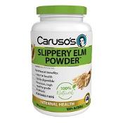 Carusos Slippery Elm Powder 150g
