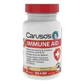Carusos Immune Aid 60 Tablets