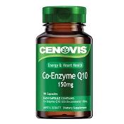 Cenovis CoEnzyme Q10 150mg 90 Capsules