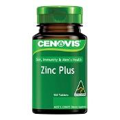 Cenovis Zinc Plus 150 Tablets