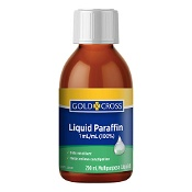 Gold Cross Liquid Paraffin 200ml