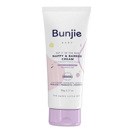 Bunjie Nip It In The Bub Baby Nappy & Barrier Cream 90g