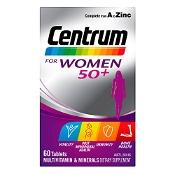 Centrum for Women 50+ 60 Tablets