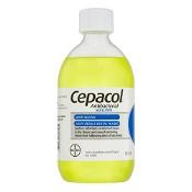Cepacol Antibacterial Mouthwash Original 500ml