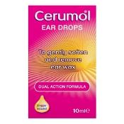 Cerumol Ear Drops 10ml