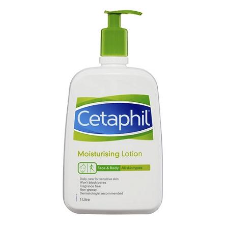 Cetaphil Moisturising Lotion 1 Litre