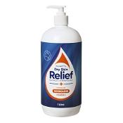 Plunkett's Dry Skin Relief Premium Sorbolene Cream with Vitamin E 1L