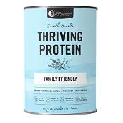 Nutra Organics Thriving Protein Smooth Vanilla 450g