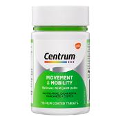 Centrum Movement & Mobility 50 Tablets