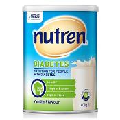 Nutren Diabetes Vanilla Flavour 400g