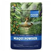 Power Super Foods Maqui Berry Powder Organic 100g