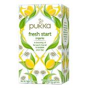 Pukka Fresh Start 20 Tea Bags