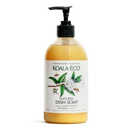 Koala Eco Natural Dish Soap Lemon Myrtle & Mandarin 500ml