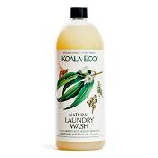 Koala Eco Natural Laundry Liquid Lemon Scented Eucalyptus & Rosemary 1 Litre