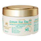 Australian Creams Lemon Tea Tree Moisturising Cream with Vitamin E 250g