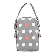 Dr Brown's Bottle Tote Carry Bag Polka Dot