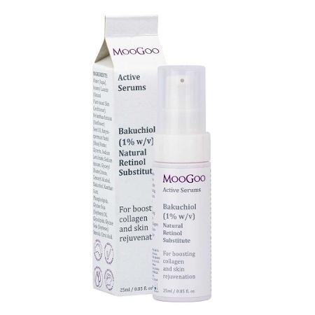 MooGoo Bakuchiol (1% w/v) Natural Retinol Substitute 25ml